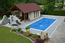 Terrasse & Pool